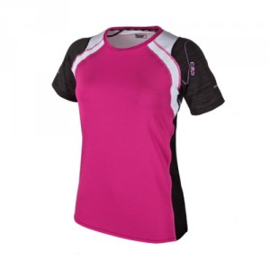3C80166 WOMAN RUNNING T SHIRT